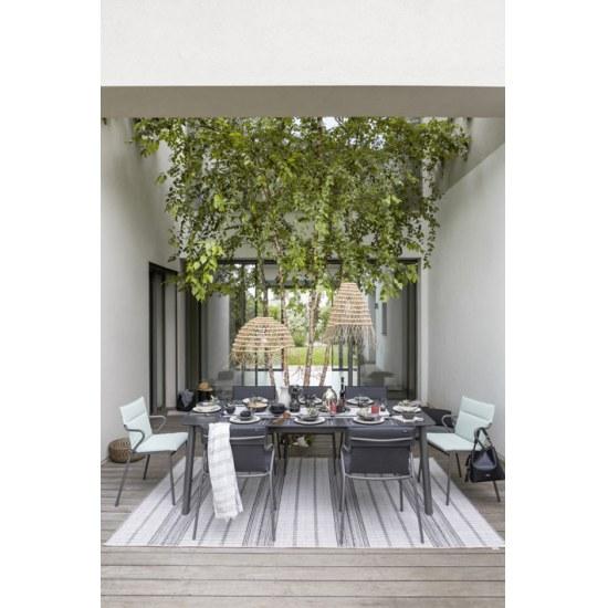 Lafuma Sessel Ancone onyx 72% PVC, 28% Polyester