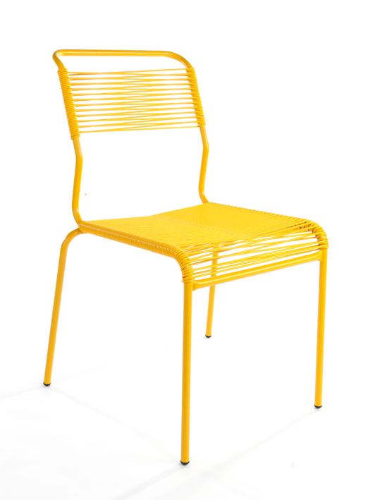 fermob gartenstuhl gelb