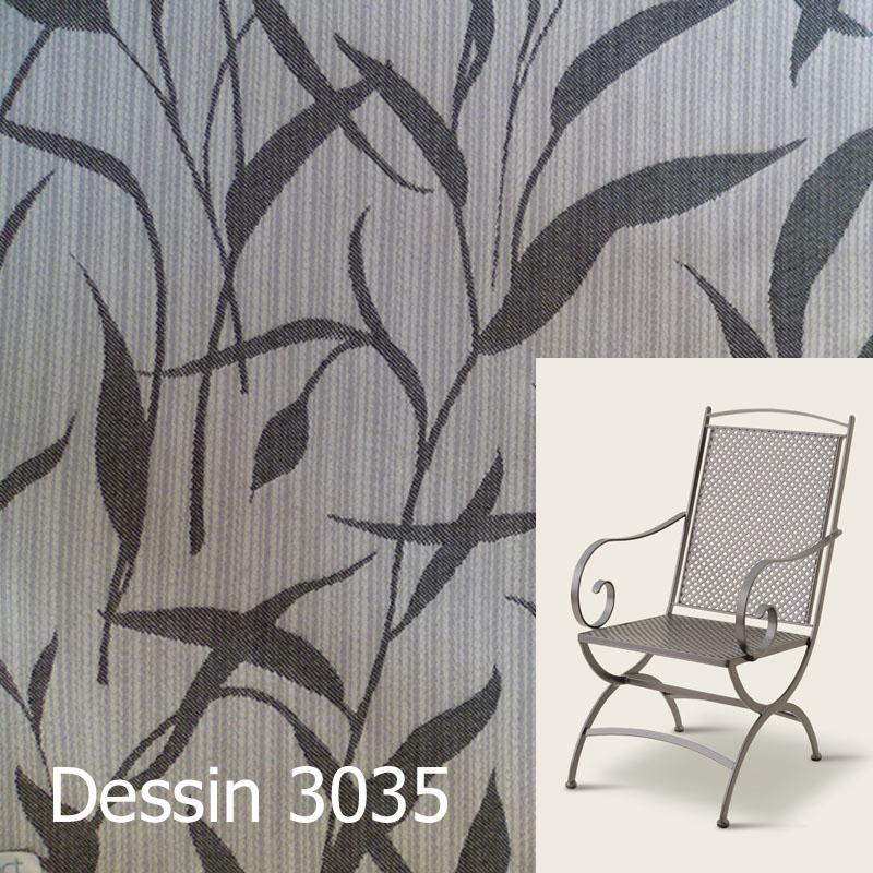 Auflage für Sessel Ambiente von Royal Garden im Dessin 3035 ...