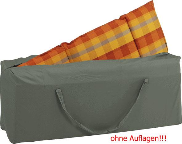 Aufbewahrungstasche Fur Auflagen 100 Polyester In Grau
