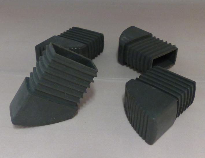 fusskappe f r kettler basic klappsessel in anthrazit gartenm bel jendrass. Black Bedroom Furniture Sets. Home Design Ideas