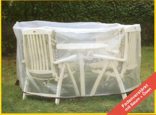abdeckhaube f r gartenm bel sitzgruppe in rund. Black Bedroom Furniture Sets. Home Design Ideas