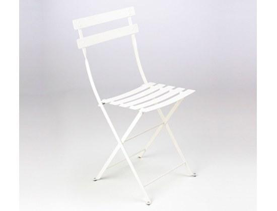 fermob klappstuhl metall im farbton weiss gartenm bel. Black Bedroom Furniture Sets. Home Design Ideas