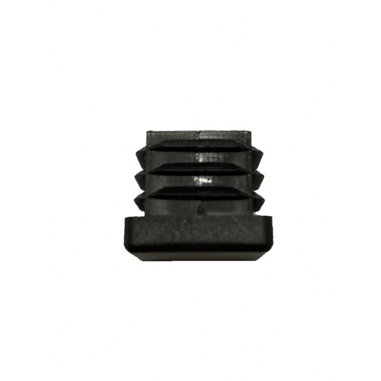 Royal Garden Fuss-Stopfen 20x20 mm schwarz