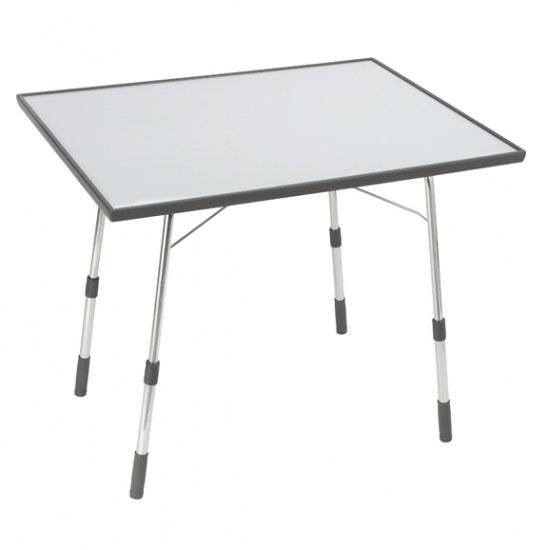 Lafuma Campingtisch California 91x69 cm Farbe gris clair, Aluminiumgestell