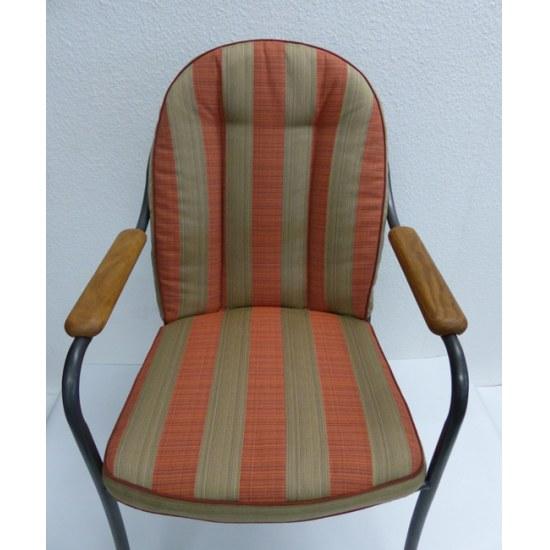 royal garden auflage f r sessel comfort des 3033 gartenm bel jendrass. Black Bedroom Furniture Sets. Home Design Ideas