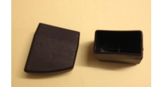 Fusskappe 30x15 mm schräg (Ersatzteile und Pflegemittel ...