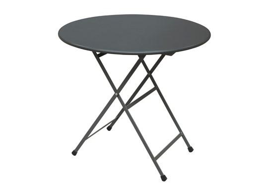 EMU Tisch Arc En Ciel 80 cm in versch. Farben wählbar, Stahl pulverbeschichtet