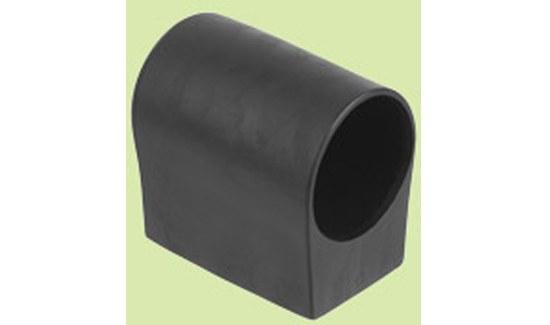 MWH Bodengleiter 32 mm in weiss oder schwarz