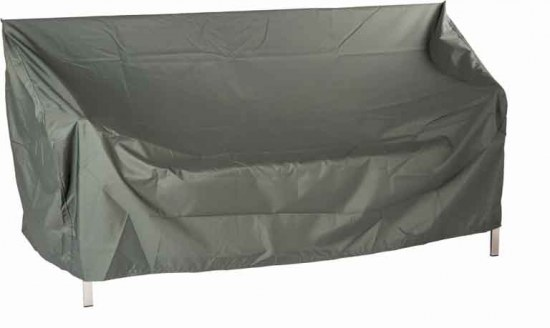 Stern Schutzhülle Gartenbank 3sitzer 100% Polyester in grau