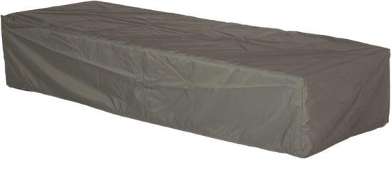 Stern Schutzhülle für Sonnenliege Robin grau 100% Polyester