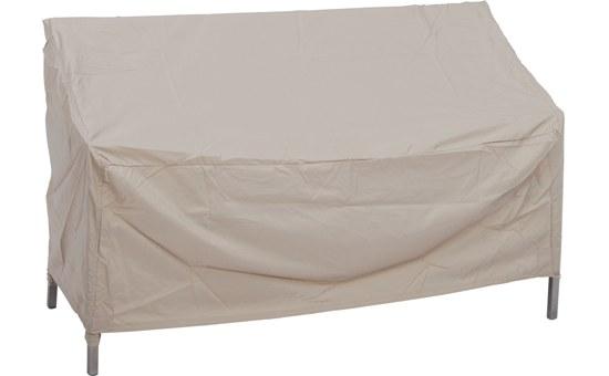 Stern Schutzhülle für Gartenbank 3sitzer 100% Polyester in beige