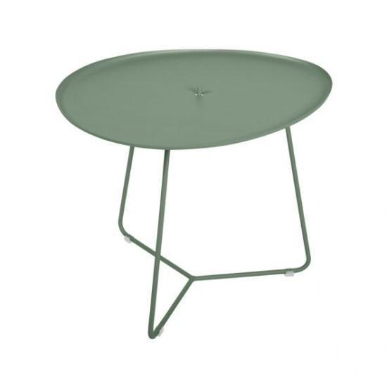 Fermob Niedriger Tisch Cocotte in Farbe kaktus- Stahl