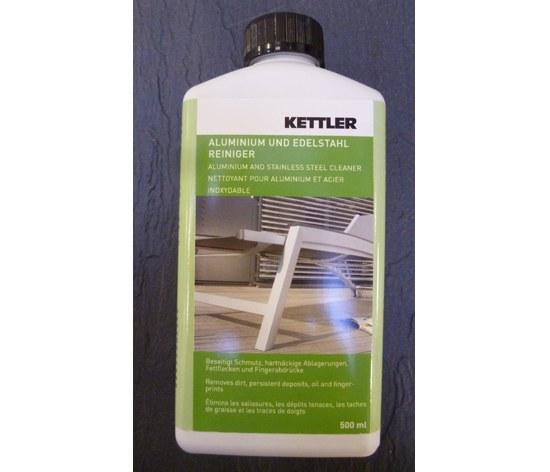 Aluminium u Edelstahlreiniger von Kettler Inhalt 500ml