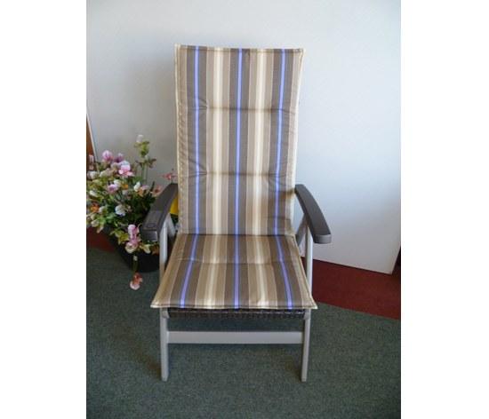 auflage f r sieger sessel und klappsessel in einem hochwertigen polyacryl passend zu den. Black Bedroom Furniture Sets. Home Design Ideas