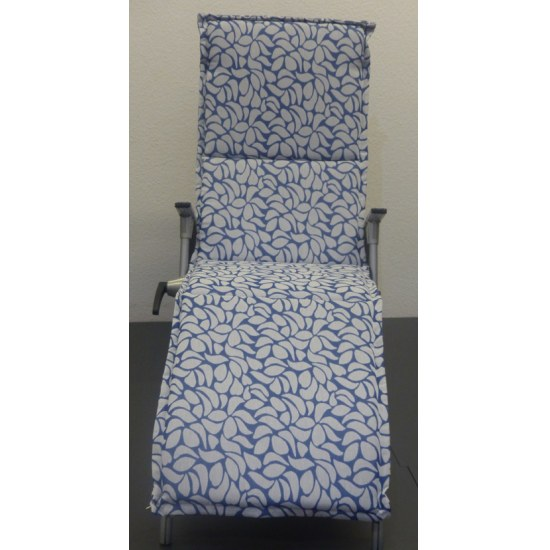 kettler auflage f r b derliege tampa in berry blau gartenm bel jendrass. Black Bedroom Furniture Sets. Home Design Ideas