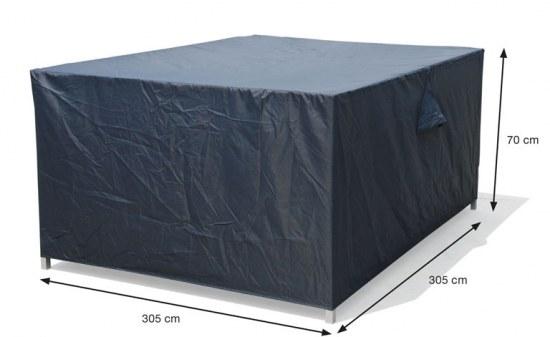 Garden Impressions Schutzhülle Loungemöbel 305x305x70 cm 100% Polyester