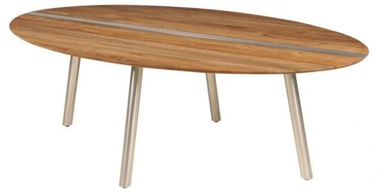 zebra gartentisch trix 220x128 cm recyceltes teakholz. Black Bedroom Furniture Sets. Home Design Ideas