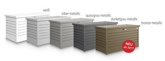 Biohort Aufbewahrungsbox 181*79 cm in versch. Farben