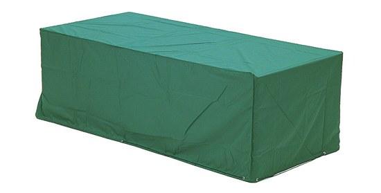 Alexander Rose Gruppenplane 2,8x1,8 m , 100% Polyester in grün