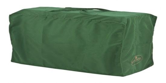 Alexander Rose Kissentasche in grün GROSS 100% Polyester
