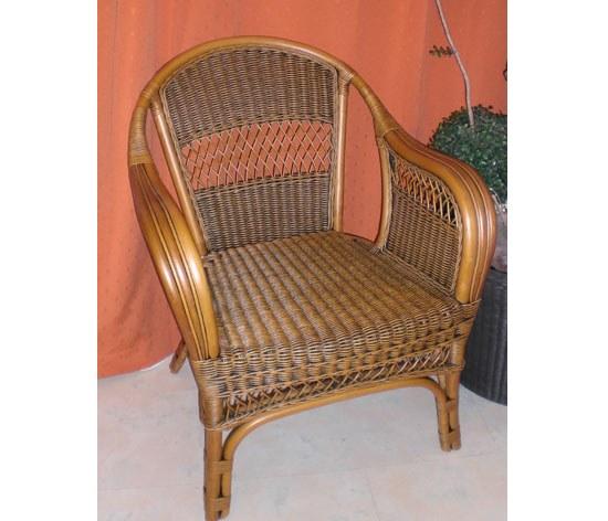 solpuri sonstige rattansessel jambi nieder antik washed mesch. Black Bedroom Furniture Sets. Home Design Ideas