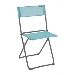 Campingstuhl Balcony Farbe lac, Stahl/ Textilengewebe (72 % PVC, 28 % Polyester)