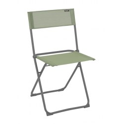 Campingstuhl Balcony Farbe moss, Stahl/ Textilengewebe (72 % PVC, 28 % Polyester)