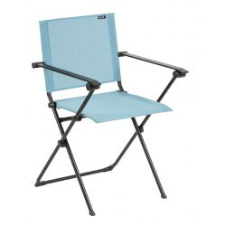 Campingsessel Anytime Farbton aqua, Stahl/ Textilengewebe 72% PVC, 28% Polyester