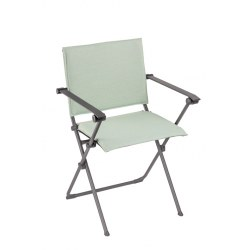 Campingsessel Anytime Farbton jade, Stahl/ Textilengewebe 60% PVC / 40% PES