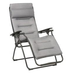 Relax Futura Clippe Be Comfort silver, Stahl 100% Polyester