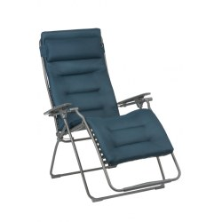 Relax Futura Clippe Be Comfort XL bleu, Stahl 100% Polyester