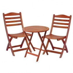 Cornis Tea for Two Set - aus Cornis Holz