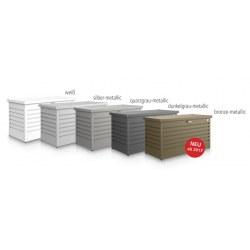 aufbewahrung und kissenbox f r polster und auflagen aus metall bei gartenm bel jendrass. Black Bedroom Furniture Sets. Home Design Ideas